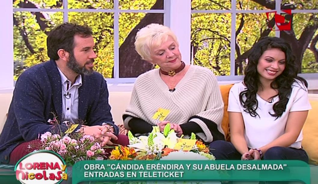 Presentan obra 'Cándida Eréndira y su abuela desalmada' en Miraflores