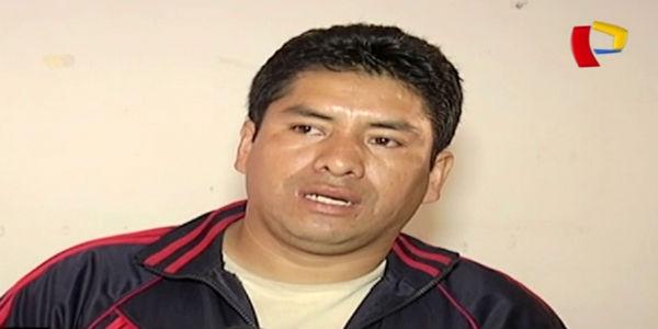 Padre héroe salvó a sus niños de incendio en Plaza Dos de Mayo