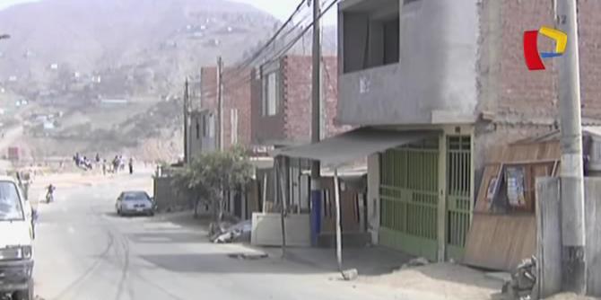 Huaycán: sujeto celoso asesinó a joven que se acercó a saludar a su pareja