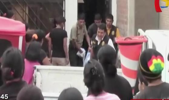 Huaycán: sujeto se suicida de un disparo tras asesinar a su pareja