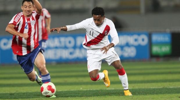 VIDEO: el lujo de Yordy Reyna que enfadó a los paraguayos en la victoria de Perú