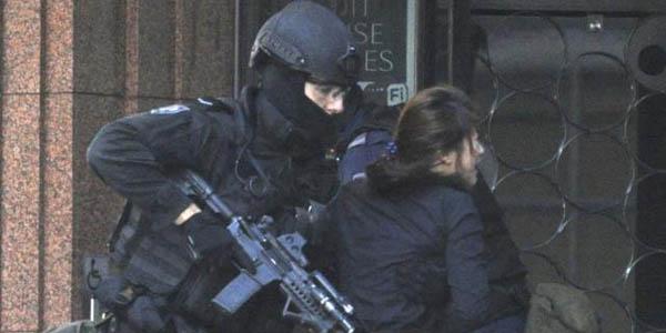 Australia: Policía da por terminado secuestro en cafetería de Sídney