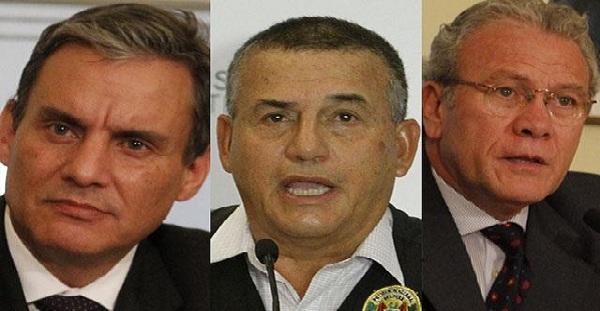 Ministros se presentaron ante comisión Belaunde Lossio del Congreso