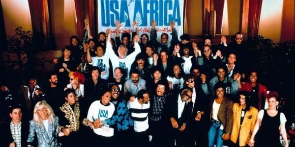 """""""We are the World"""": A 30 años de una histórica grabación"""