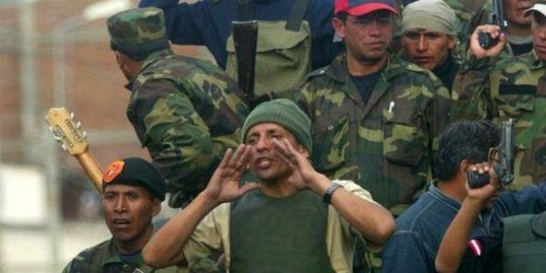 Andahuaylazo: revisión de sentencia de Antauro Humala quedó al voto en Corte Suprema