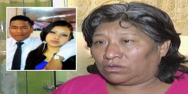 Madre de policía acusado de asesinar a su expareja cree en su inocencia