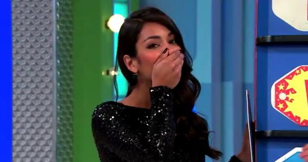 Insólito: error de modelo hace ganar premio mayor a concursante en programa de TV
