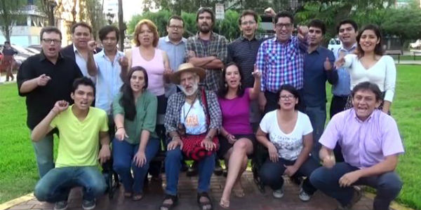 Marisa Glave y Verónika Mendoza lideran nuevo partido de izquierda