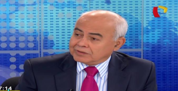 """Ángel Delgado: """"Proyecto Río Verde no tenía expediente técnico"""""""