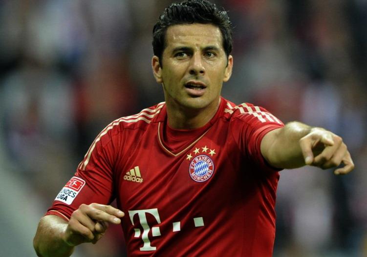 Bloque Deportivo: Claudio Pizarro no va más en el Bayern Munich