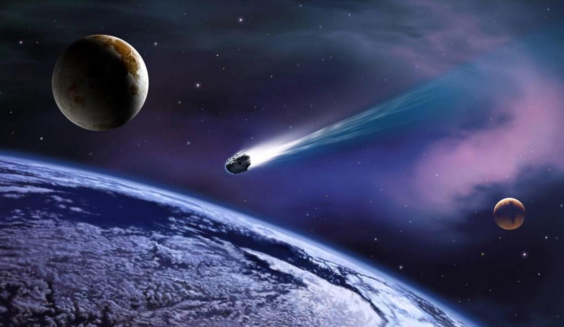¡Nadie lo vio! Un enorme asteroide pasará cerca de la Tierra este 31 de octubre