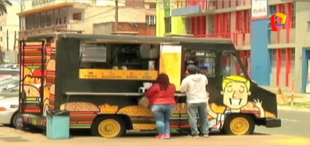 """Delicias sobre ruedas: """"Food Trucks"""" y su éxito como negocio rentable"""