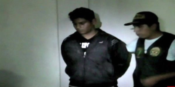 Cañete: cae extorsionador que pedía cerveza para devolver moto robada