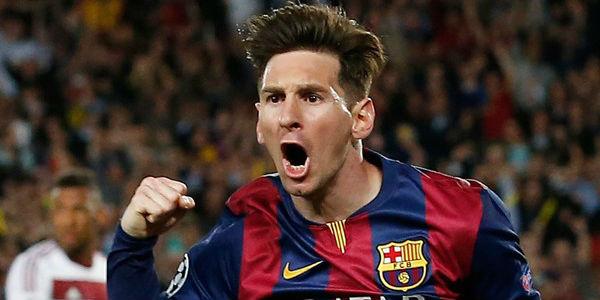 Bloque Deportivo: Barcelona goleó 3-0 al Bayern con doblete de Messi