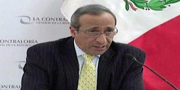 Contraloría halla responsabilidad en Jara y Omonte por desaparición de pañales