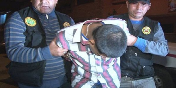 Capturan a integrante de banda de asaltantes de transportistas en Chincha