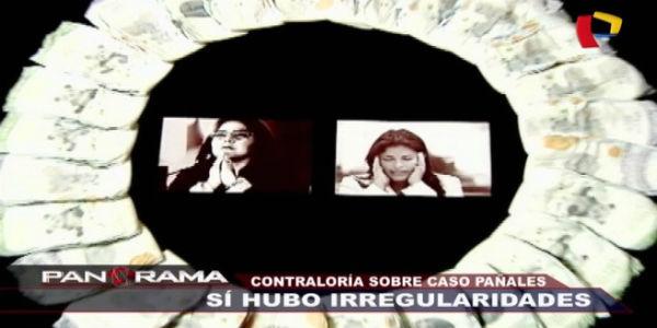 Contraloría sobre caso pañales: sí hubo irregularidades