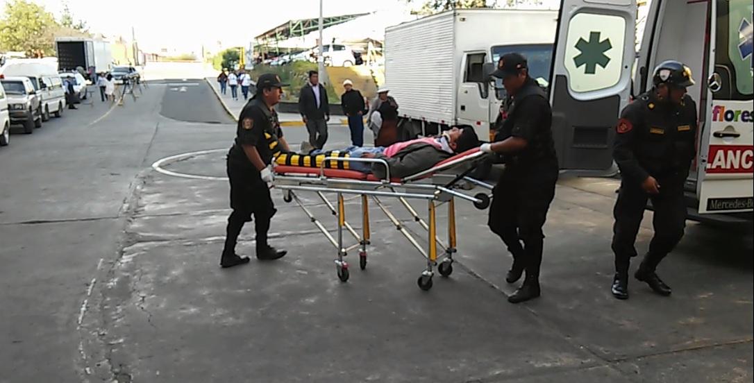 """Lorenzo Giordanelli: """"La Policía debería tener capacitación de primeros auxilios"""""""
