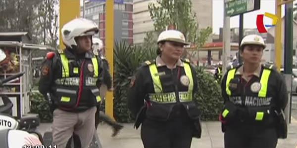 San Isidro: policías atropellados por abogada revelan detalles del incidente