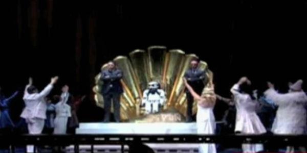 Alemania: Universidad de Berlín diseña robot para protagonizar ópera