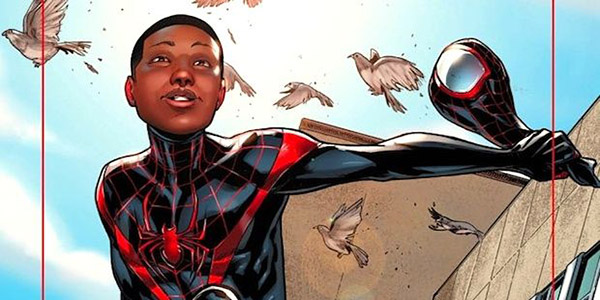 Spiderman, el superhéroe que no puede ser afroamericano ni homosexual
