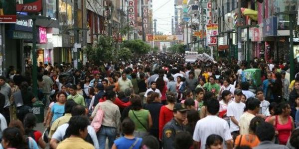Gamarra: invierno caluroso afecta a comerciantes del emporio comercial