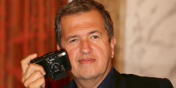 Peruano Mario Testino fue elegido para retratar bautizo de princesa Charlotte