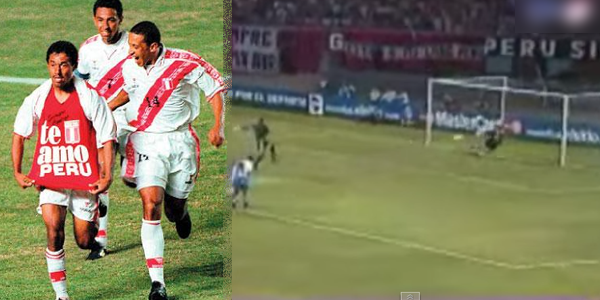 VIDEO : la victoria más recordada de Perú frente a Paraguay de los últimos años