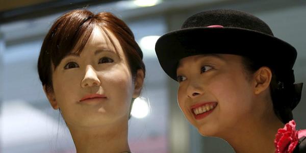 FOTOS: robots creados que más se asemejan a los seres humanos