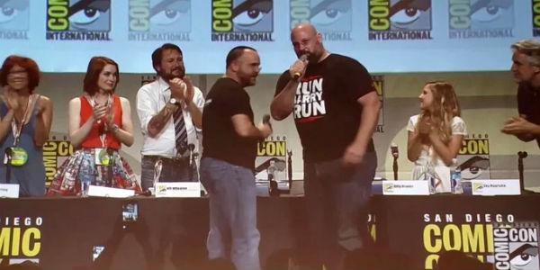 Comic-Con 2015: el pedido de matrimonio que sorprendió a todos los fans