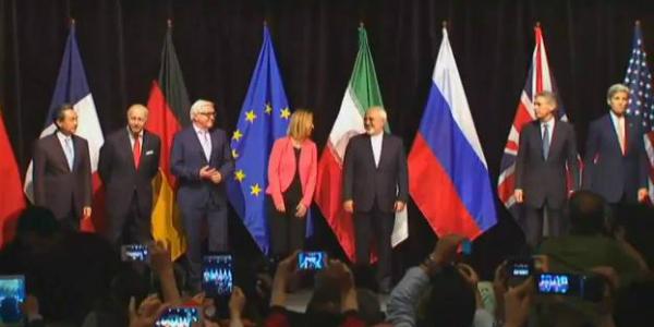 Estados Unidos e Irán llegaron a un histórico acuerdo nuclear