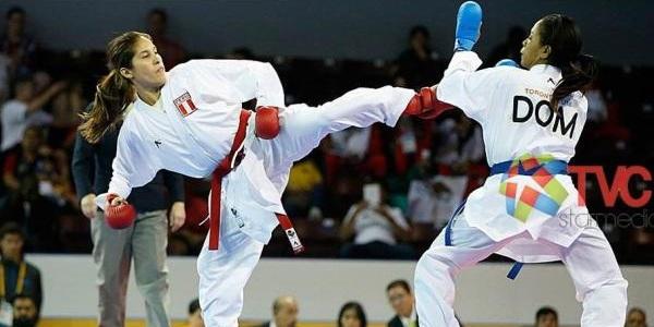 Bloque Deportivo: en karate Alexandra Grande gana cuarta medalla de oro para Perú