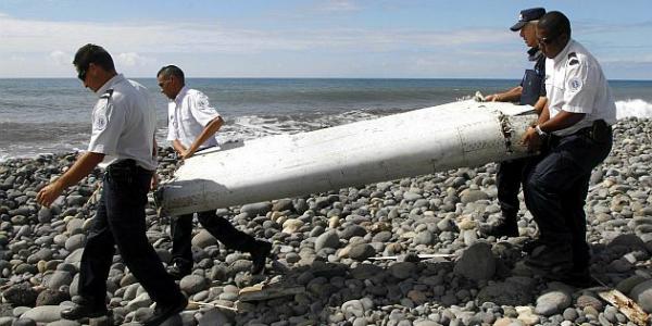 Malaysia Airlines: confirman que restos de avión pertenecen al MH370