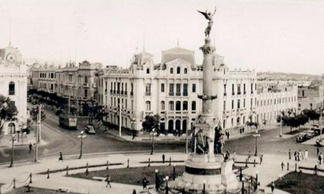 Cuna del folclore: Plaza Dos de Mayo acoge a futuros cantantes vernaculares