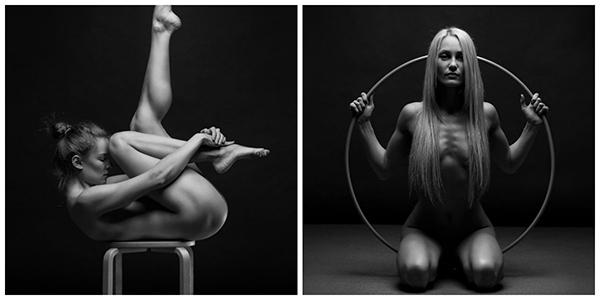 FOTOS: la belleza del cuerpo femenino como nunca antes la habías visto