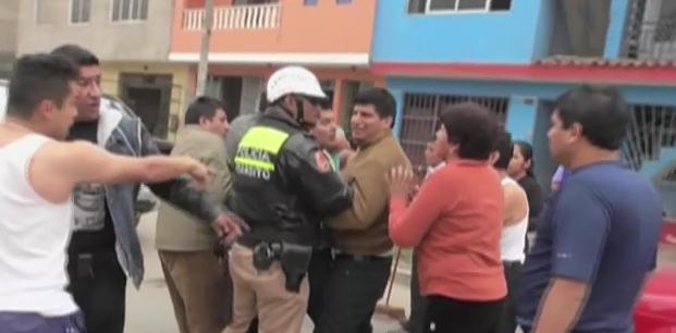 Policía detiene a presunto extorsionador de empresario en Comas