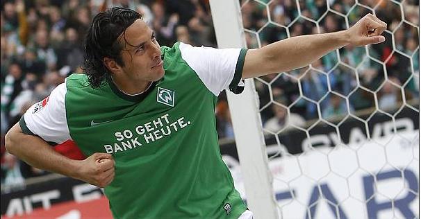 Alemania: Claudio Pizarro volvería al Werder Bremen