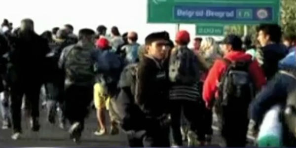 Parlamentario andino pide que Perú reciba a refugiados sirios