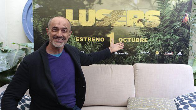 """""""Lusers"""": película de Carlos Alcántara se estrena este 1 de octubre"""