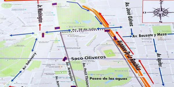 Policía presenta plan de seguridad y desvíos por el partido Perú vs Chile