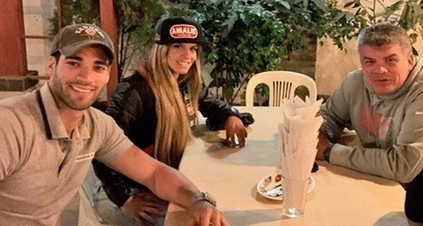 ¿Un nuevo amor? Alejandra Baigorria y Guty Carrera se lucen juntos
