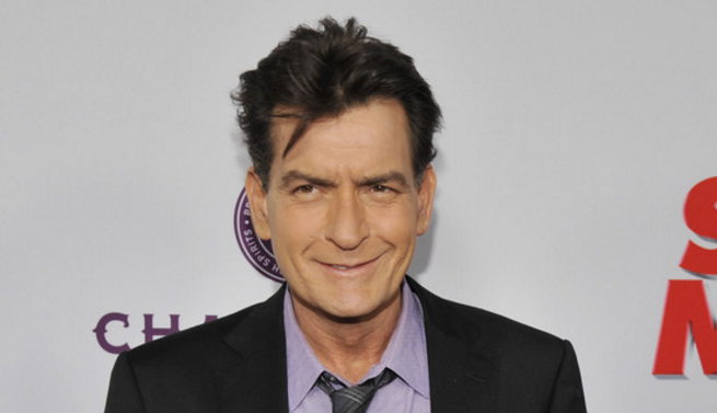 Actor Charlie Sheen reveló que es VIH positivo
