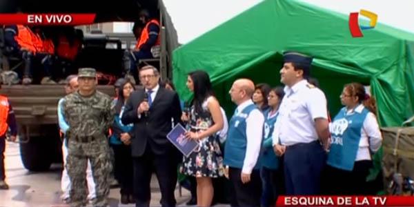Panamericana TV y ONG ADRA se unen contra Fenómeno El Niño