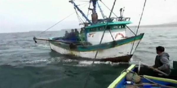 Pescadores artesanales fueron atacados por ilegales en Piura