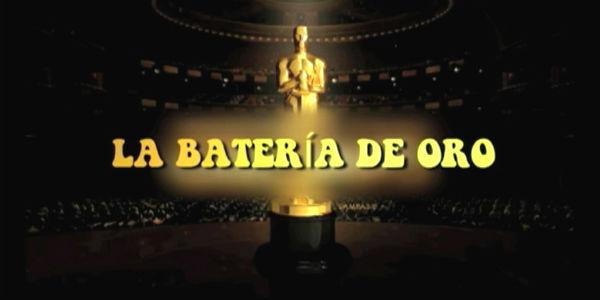 La Batería de Oro: El premio a los personajes más destacados del año