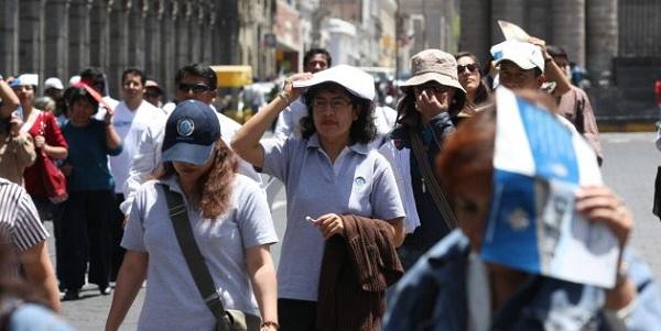 Verano tendrá temperatura mayor a 30 grados en Lima