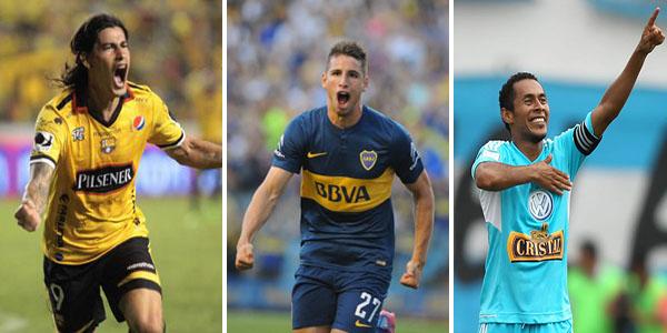 VIDEO: ¿Cuáles fueron los mejores goles del 2015 en Sudamérica?