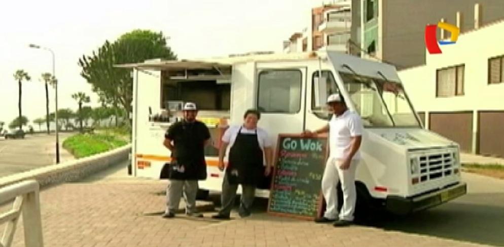 """El boom de los """"Food Trucks"""" y las delicias que ofrecen sobre ruedas"""