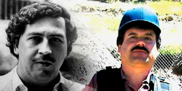 Así fue la histórica reunión entre Pablo Escobar y 'El Chapo' Guzmán