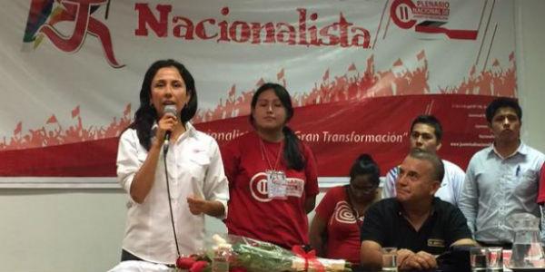 Voto Batería: Partido Nacionalista impugnó su lista de candidatos al Congreso